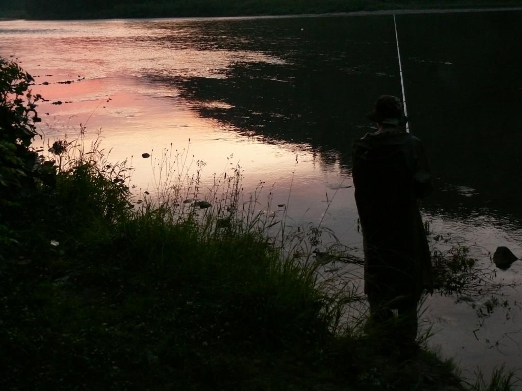 Рыбалка в Междуреченске
