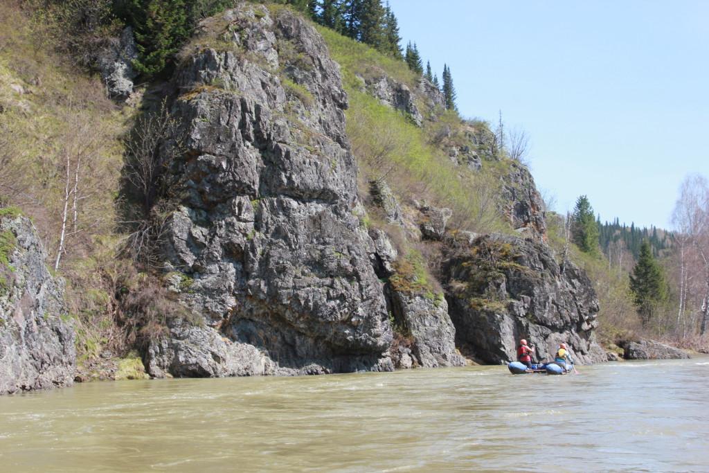 Сплав по реке Мундыбаш