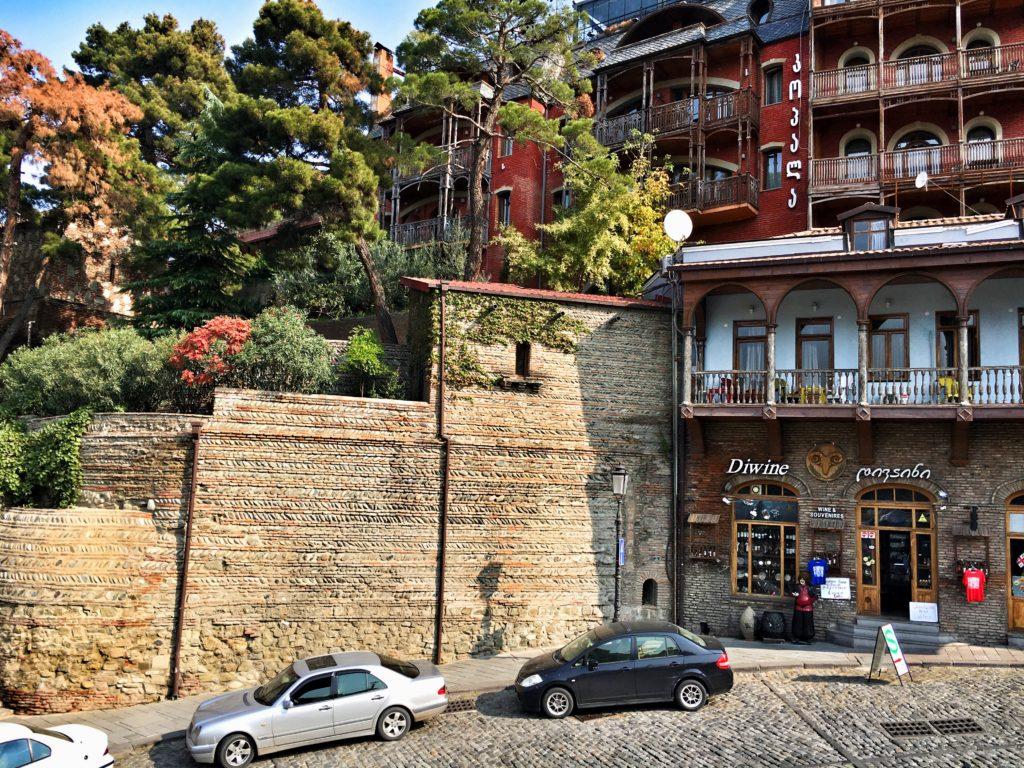 Колорит города Тбилиси