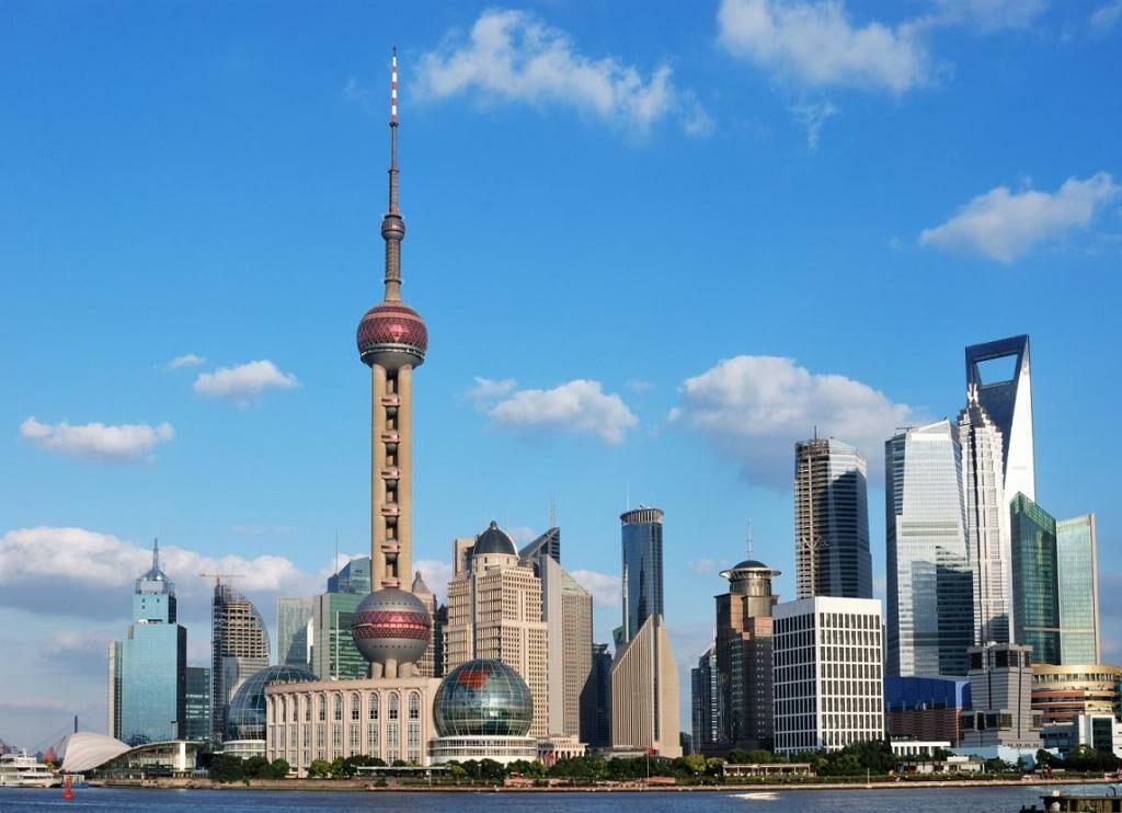 Пудун Шанхай